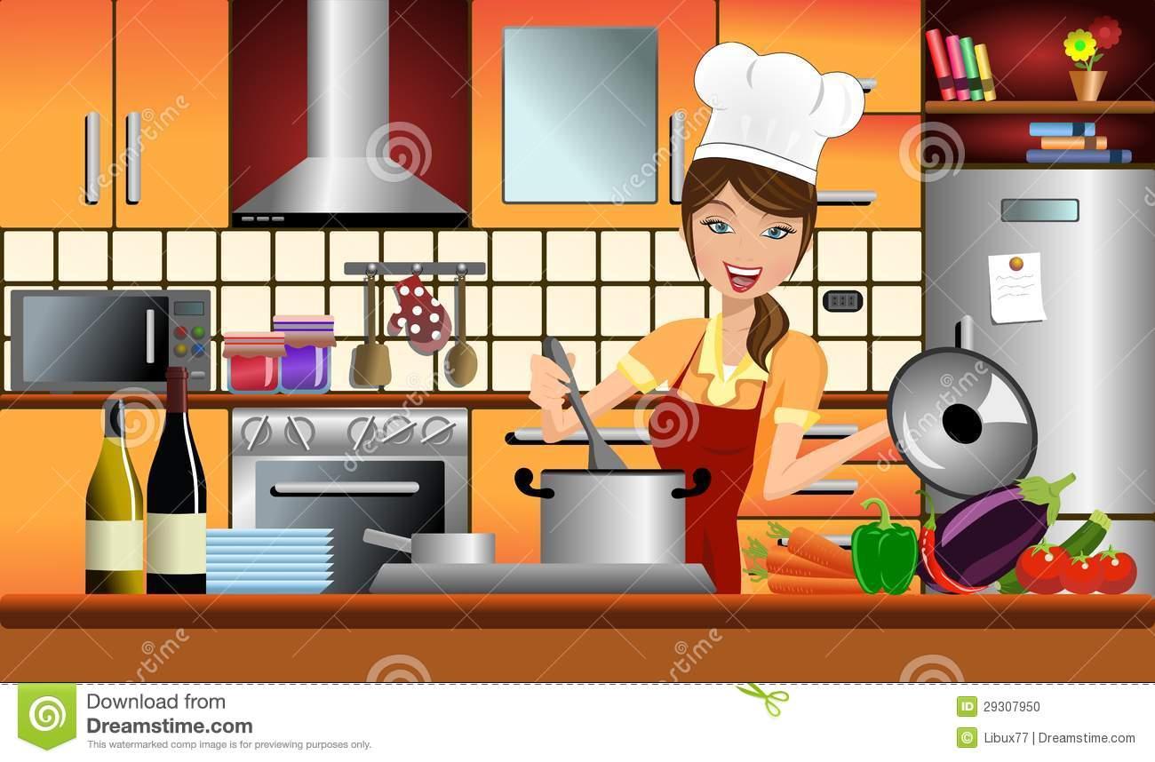 Le guide du d panneur m nage et nettoyage for Dessine une cuisine